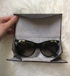 Gucci Cat Eye Sonnenbrille im Vintage Stil inklusive Etui