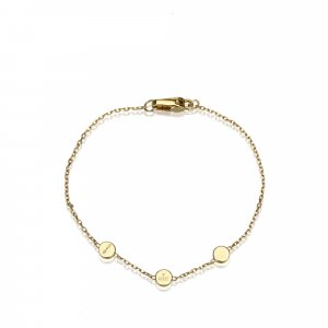 Gucci Bracelet gold-colored real gold