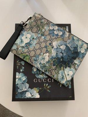 Gucci Pochette multicolore cuir