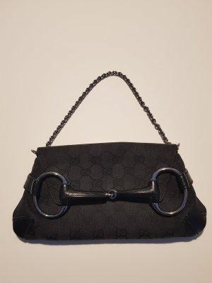 Gucci Pochette noir-argenté