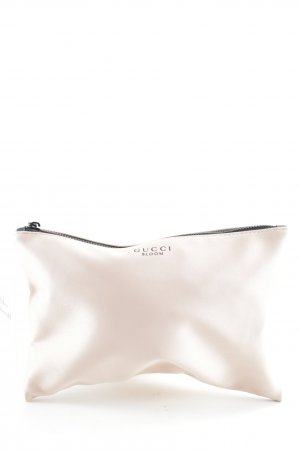 Gucci Bolso de mano rosa Logotipo impreso