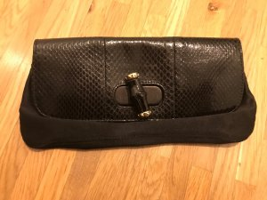 Gucci Clutch - Satin & Leder