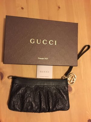 Gucci clutch schwarz