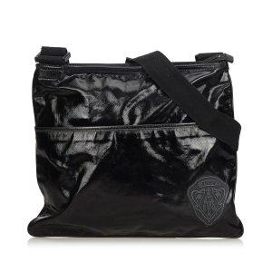 Gucci Coated Canvas Crossbody Bag