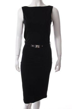 Gucci Cocktailkleid schwarz klassischer Stil