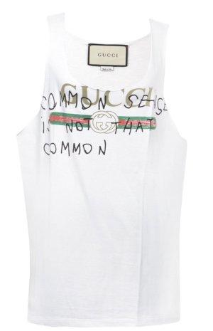 Gucci Oversized shirt veelkleurig Katoen
