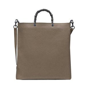 Gucci Convertible Leather XXL Tote Bag, Shopper NEU!