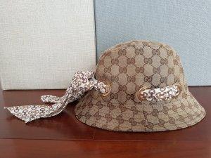 Gucci Damen Fischerhut mit Tuch, neuwertig!