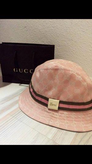 Gucci Damen Hut rosa