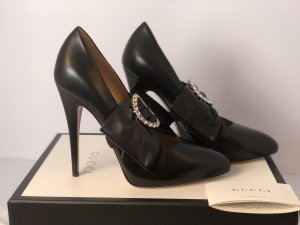 GUCCI Damen Leder Pumps NEU Gr-38