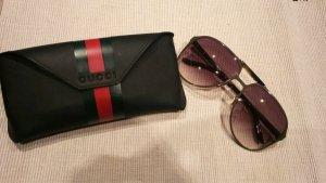 Gucci Damen Retro Sonnebrille mit Etui