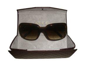 Gucci Damen Sonnenbrille GG 3207/S Q18CC Havanna Braun Gold neu mit Box