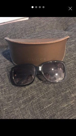 Gucci Sunglasses black-grey