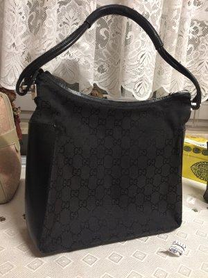 Gucci Bolso marrón oscuro-marrón-negro