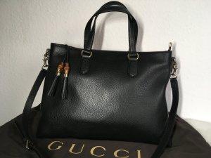 Gucci Accessory black-brown leather