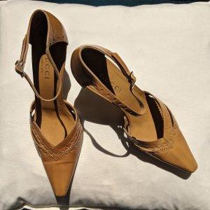 Gucci Designer Heels Gr. 39