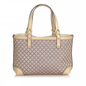 Gucci Diamante Craft Tote Bag