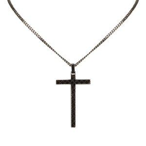 Gucci Diamante Cross Necklace