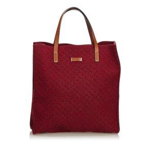 Gucci Diamante Felt Tote Bag