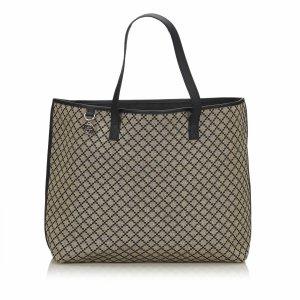 Gucci Diamante Jacquard Tote Bag