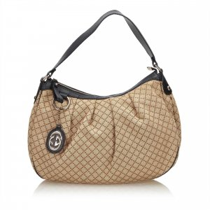 Gucci Diamante Sukey Shoulder Bag
