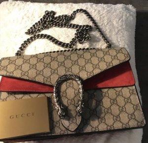 Gucci Crossbody bag grey brown