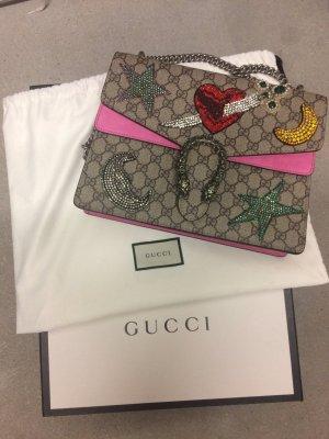 Gucci Borsa a spalla multicolore