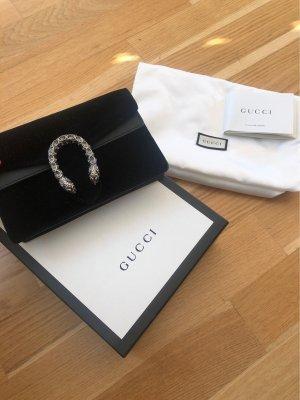 Gucci Dionysus super Mini  in Samt