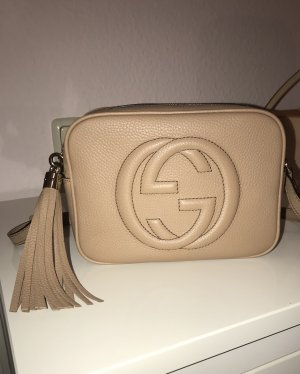 Gucci Disco Soho Bag in Beige