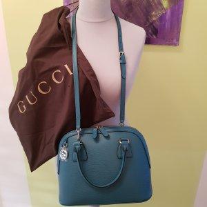 Gucci Dome small türkis Neu mit Etikett Original verpackt