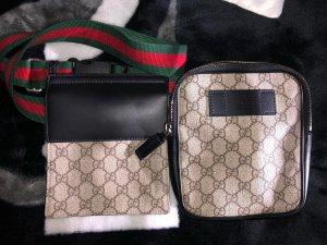 Gucci Doppel-Gürteltasche