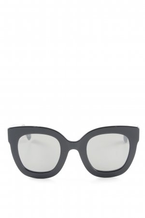 "Gucci Angular Shaped Sunglasses ""GG0208S 49 002"" black"