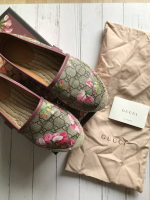 Gucci Espadrille 37,5 Bloom