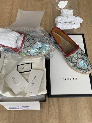 Gucci Slip-on Shoes multicolored