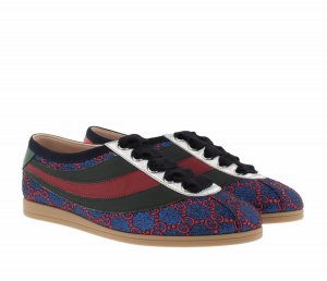 Gucci Falacer Sneaker Red/Blue