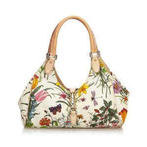 Gucci Flora Jackie Shoulder Bag
