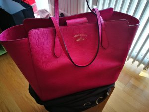 GUCCI Fuchsia Shopper