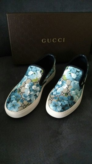 Gucci Sneaker slip-on multicolore Pelle