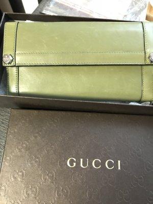 Gucci Wallet green grey