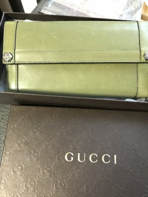 Gucci Wallet green grey