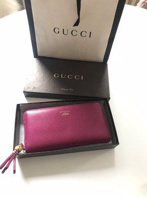 Gucci Portafogli magenta