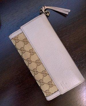 Gucci Wallet cream-light grey