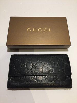 Gucci Portafogli nero Pelle