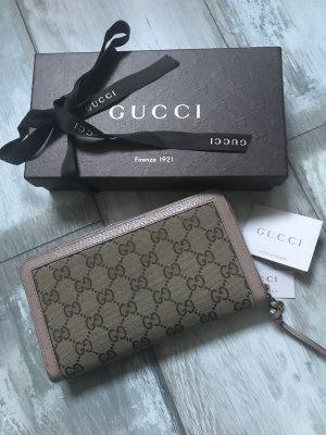 Gucci Wallet dusky pink-light brown