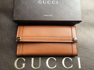 Gucci Wallet brown leather