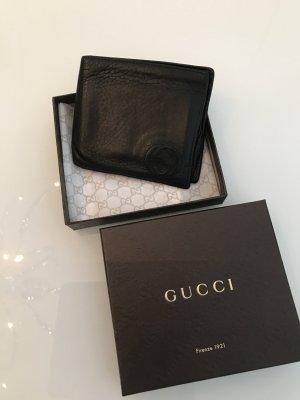 Gucci Geldbörse Soho Portemonnaie schwarz