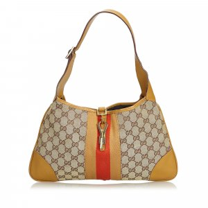 Gucci GG Canvas Jackie