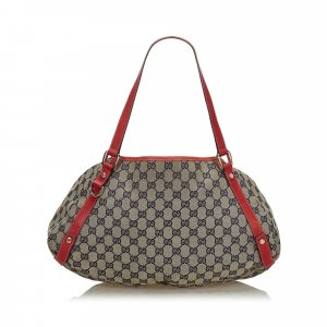 Gucci GG Canvas Pelham Tote Bag