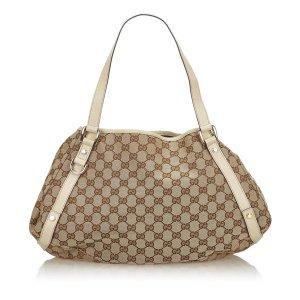 Gucci GG Canvas Pelham Tote Bag