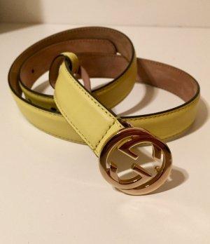 Gucci GG Gürtel aus Leder